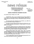 Agriculture News Release - 1993-06-15