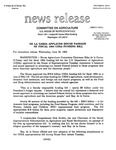 Agriculture News Release - 1993-06-30