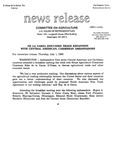 Agriculture News Release - 1993-07-01c