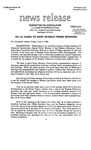 Agriculture News Release - 1993-06-04a