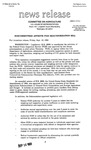 Agriculture News Release - 1993-09-10