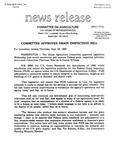Agriculture News Release - 1993-09-23a