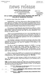 Agriculture News Release - 1993-09-24a