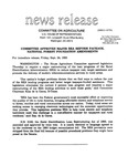 Agriculture News Release - 1993-09-24b