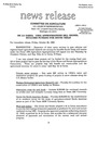 Agriculture News Release - 1993-10-22