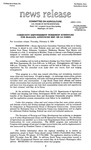 Agriculture News Release - 1994-02-03a by United States. Congress. House. Committee on Agriculture and E. De la Garza