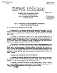 Agriculture News Release - 1994-10-05a