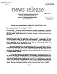 Agriculture News Release - 1994-10-05b