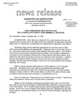 Agriculture News Release - 1994-12-06