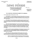 Agriculture News Release - 1994-12-08b