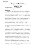 News Release - 1967-09-21d by E. De la Garza