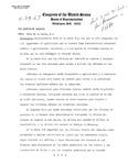 News Release - 1967-09-23 by E. De la Garza