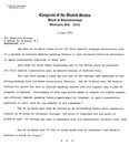 News Release - 1970-06-03