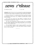 News Release - 1989-06-22