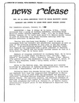 News Release - 1990-01-12b