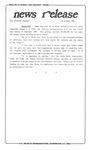 News Release - 1990-10-16b