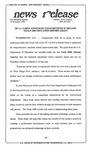 News Release - 1994-11-15 by E. De la Garza