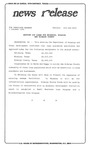 News Release - 1995-10-03 by E. De la Garza
