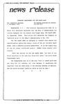 News Release - 1995-11-17b by E. De la Garza