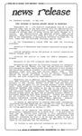 News Release - 1996-05-31b