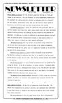 Newsletter - 1979-05-17
