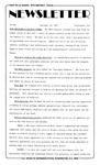 Newsletter - 1979-09-13