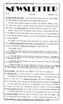 Newsletter - 1981-06-04
