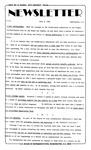 Newsletter - 1981-07-09