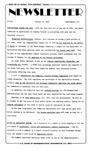 Newsletter - 1982-01-21