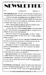 Newsletter - 1982-02-25