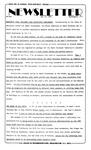 Newsletter - 1983-05-19