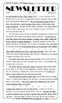 Newsletter - 1984-07-05