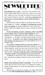 Newsletter - 1985-03-14