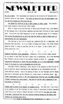 Newsletter - 1985-03-28