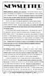 Newsletter - 1985-05-02