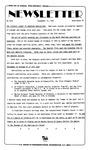 Newsletter - 1985-09-16