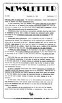 Newsletter - 1985-09-23