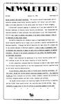 Newsletter - 1986-01-23