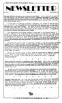 Newsletter - 1986-03-20