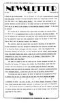 Newsletter - 1986-03-27