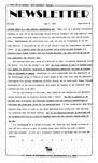 Newsletter - 1986-05-01