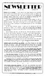 Newsletter - 1987-05-21
