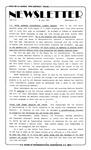 Newsletter - 1987-07-30