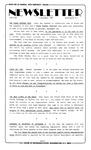 Newsletter - 1987-09-03