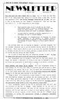 Newsletter - 1987-10-15