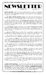 Newsletter - 1987-11-12