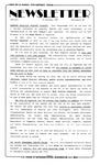 Newsletter - 1987-11-19