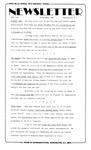 Newsletter - 1987-12-10