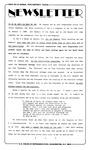 Newsletter - 1988-01-05