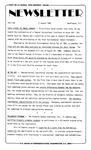 Newsletter - 1988-08-11